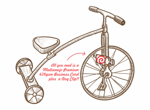 How to make your bicycle sound like a motorbike - Web and
