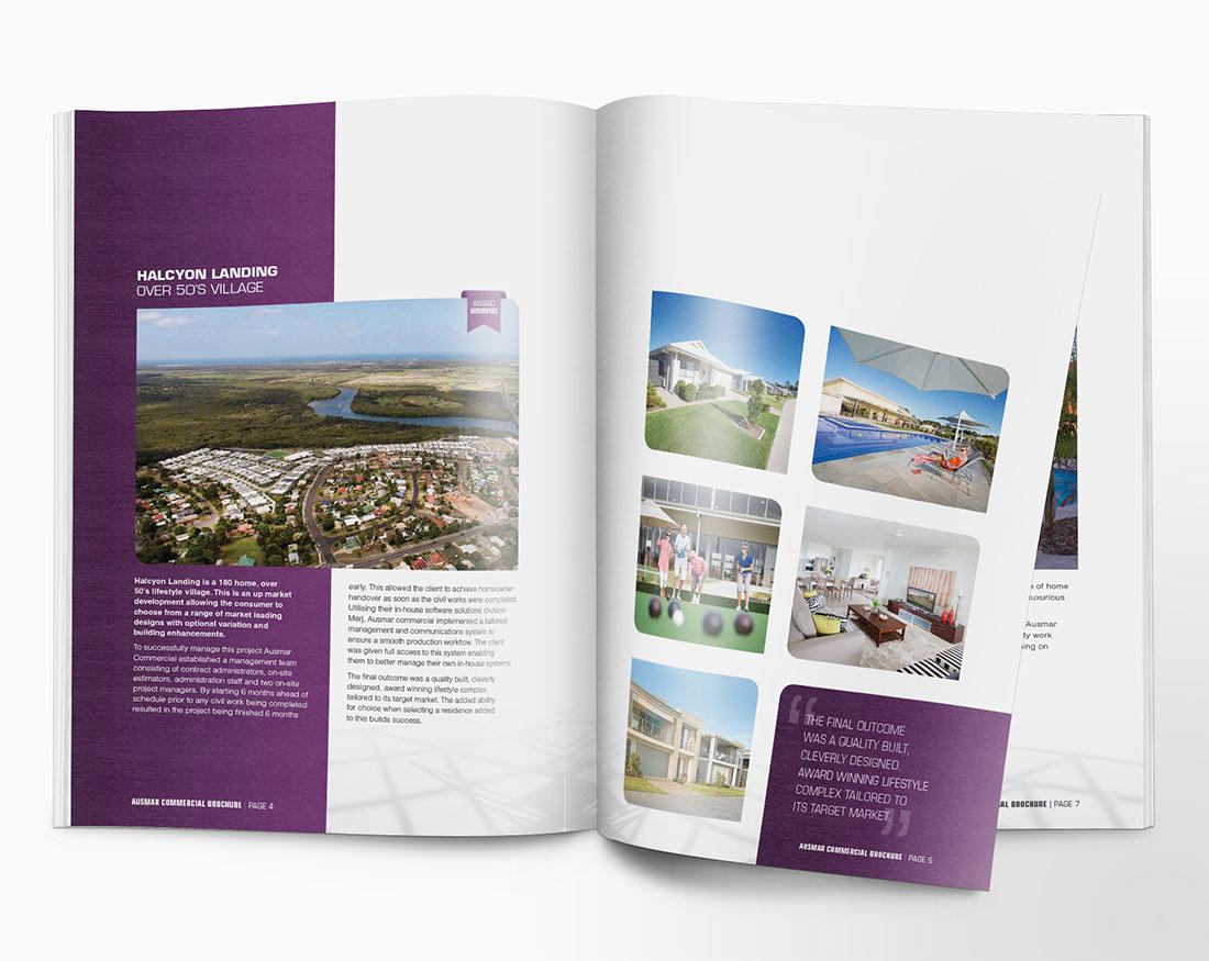 Ausmar Commercial brochure