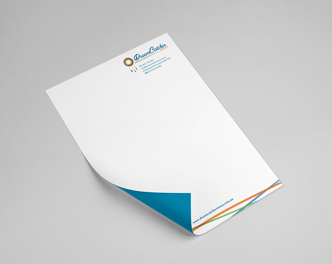 DreamCatcher letterhead