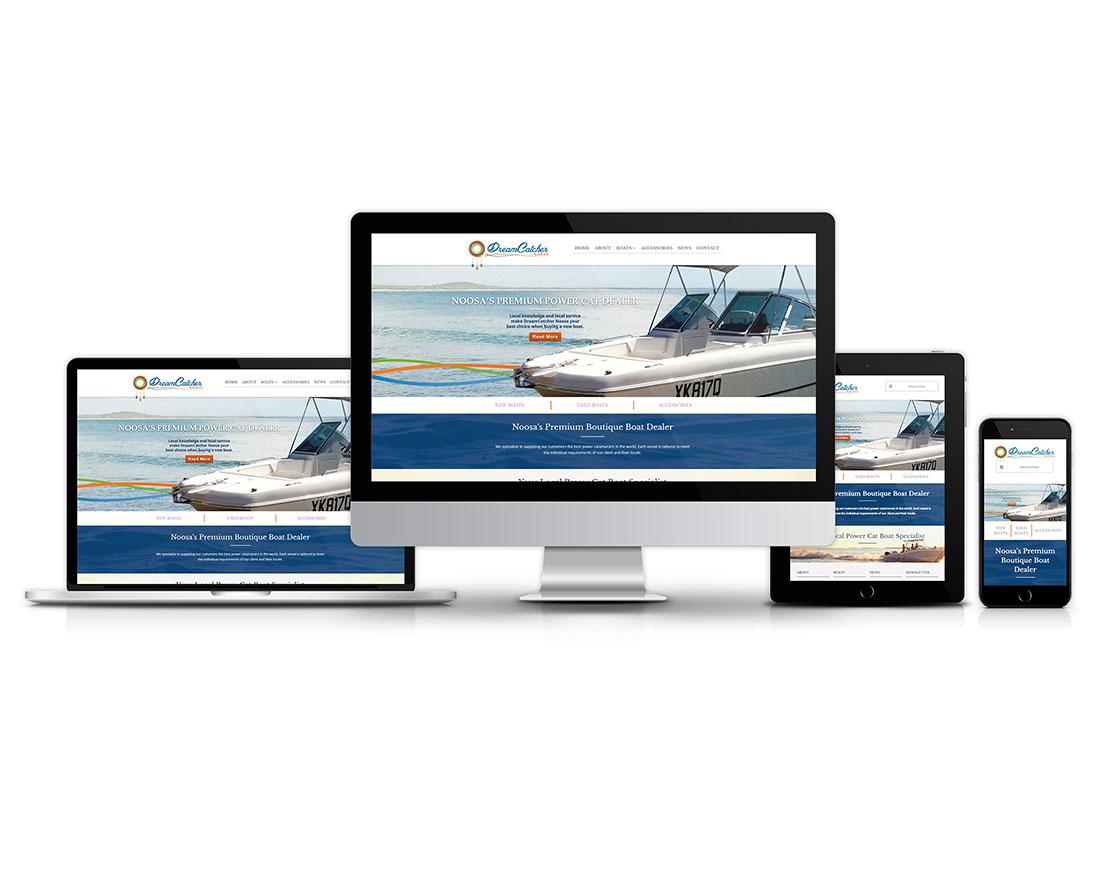 DreamCatcher website