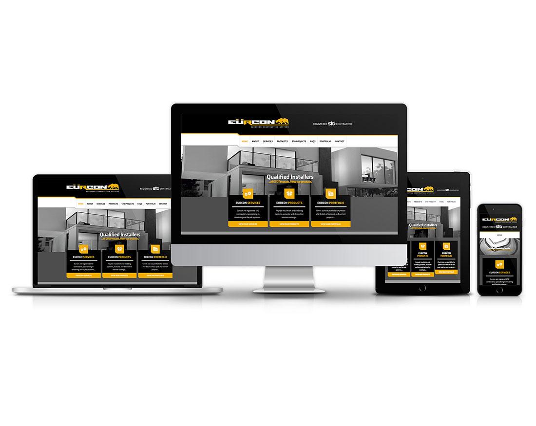 Eurcon website