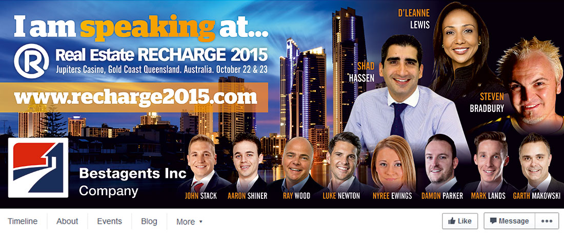 Recharge 2015 Facebook cover image