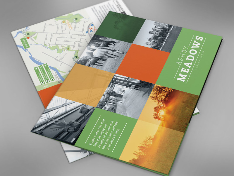 Ashby Meadows presentation folder