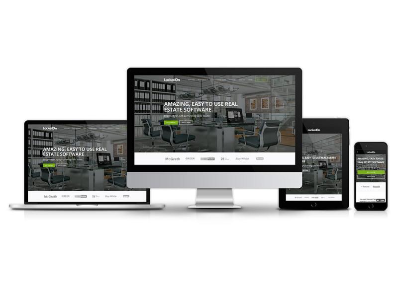 LockedOn website