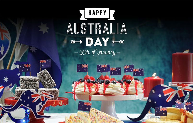 Happy Australia Day!